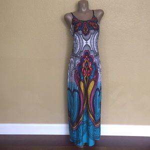 VENUS Gorgeous Long Dress w Adj Straps 💗 S